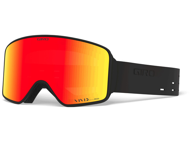 Giro Method Goggles, silli black/vivid ember/vivid infrared
